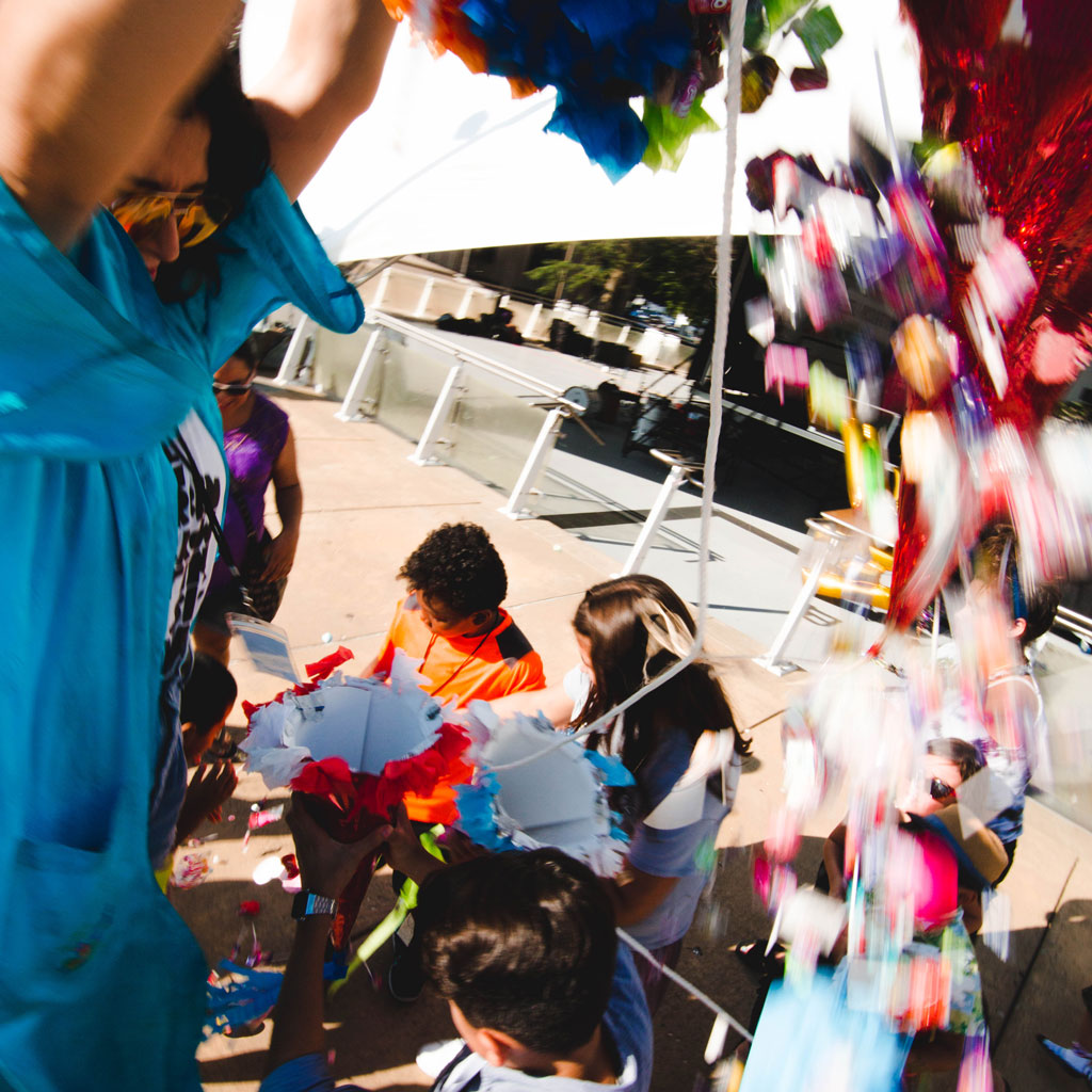 WARREN MORROW LATIN MUSIC FESTIVAL